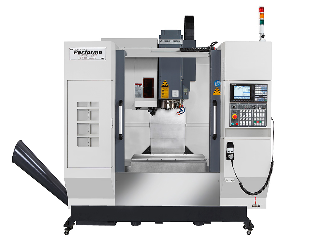 AKIRA V2,5XP CNC machining center